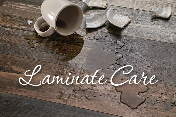 Laminate Care - Abbey Carpet & Floor